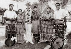 tongan 1960's