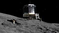 The new video, which the European Space Agency (ESA) released last week, reconstructs history's first-ever soft touchdown on a comet, which was performed by the Rosetta mission's Philae lander on Nov. 12, 2014.