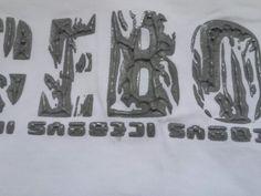 Printed detail