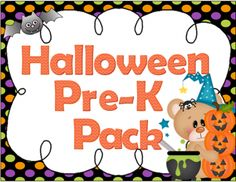 Halloween+PreK+Pack+from+Creative+Learning+Fun+on+TeachersNotebook.com+-++(136+pages)++-+A+fun+hand