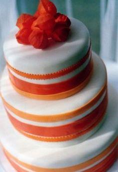 Photobucket - Video and Image Hosting Wedding Colors, Orange Cakes, Our Wedding, Desserts, Shades, Colours, Food, Image, Tailgate Desserts