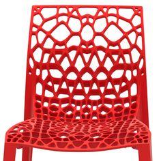 Silla inspirada en los corales #design #silla #corales