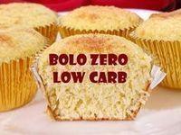 Bolo Low Carb - Dieta - Mauro Rebelo