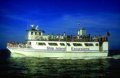 Mississippi Coast Ship Island Boat by visitmississippi, via Flickr
