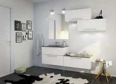Få inspiration til dit bad Double Vanity, Capri, The Originals, Bathroom, Washroom, Bathrooms, Isle Of Capri, Bath, Double Sink Vanity