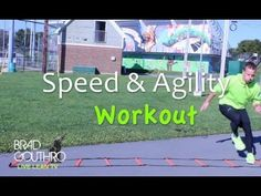 [Increase Speed & Agility] Jump Rope & Agility Ladder Training Workout Exercises #LLTV