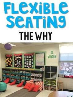 We began our Flexible Seating journey in February 2016. We have had a flexible seating environment for over three months now. Today I wanted to reflect on the reasons why I implemented flexible seating in my classroom. I was beginning to feel overwhelmed by the amount of 'stuff' in our cla