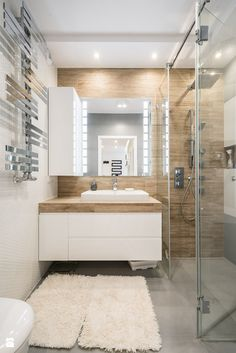 Rafinament si eleganta in amenajarea unei zone de zi- Inspiratie in amenajarea casei - www. Laundry Room Bathroom, Bathroom Renos, Bathroom Layout, Small Bathroom, Bathroom Ideas, Best Bathroom Designs, Bathroom Design Luxury, Modern Bathroom Design, Coastal Bathroom Decor