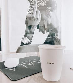 "MALA - THE CONCEPT STORE auf Instagram: ""F*CK IT! ☕️ Auch unser Motto 2021, F*ck it & einfach weiter machen! 🤟🏼 #malatheconceptstore #cup #coffee #tupac #motto #speyer #weekend…"" Motto, Concept, Store, Tableware, Instagram, Speyer, Simple, Dinnerware, Larger"
