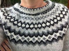 Icelandic jumper   by Mytwist
