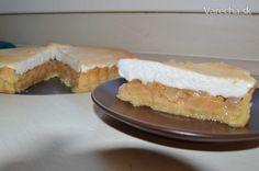 Jablkový koláčik