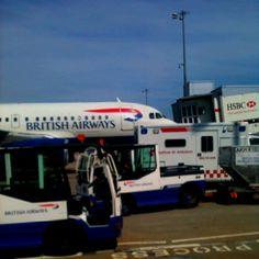 Heathrow Terminal 5 Gate A1