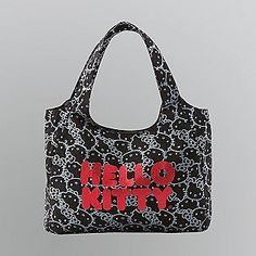 Hello Kitty  Embossed Tote - Sears - $19.98