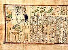 los primeros modelos de currículo formal tienen su origen en las culturas egipcias, donde se desarrollan la escritura, el arte y la literatura