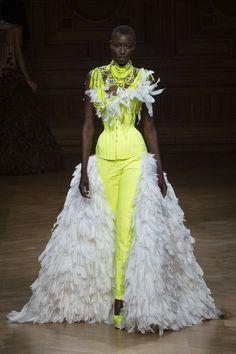 Serkan Cura at Couture Fall 2014
