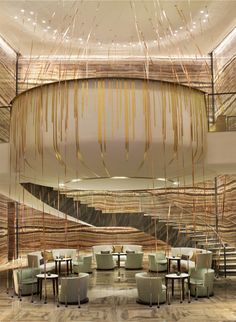 Hotel W Guangzhou Extravagant Interior Design That Will Amaze You Design Hotel, Lobby Design, Design Studio, Design Design, Chair Design, Design Ideas, Hotel Lounge, Lobby Lounge, Hotel Pool