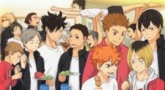And there's noya and tanaka. Owh and tora