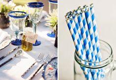 Bleu Roi   Déco Mariage   Queen For A Day - Blog mariage
