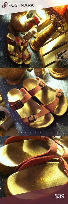 Betula sandals Fantastic sz 36. Womens sz 5-6 Birkenstock Shoes Sandals