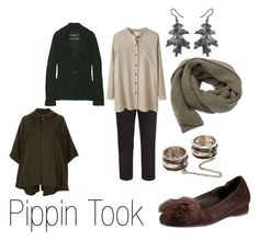 """""""Pippin Took"""" by ja-vy ❤ liked on Polyvore featuring Stuart Weitzman, Acne Studios, Cheap Monday, La Garçonne Moderne, By Malene Birger, Steven Alan, Just Acces, pippin took and lord of the rings"""