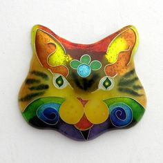 Julie Holmes - Groovy Cat