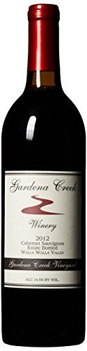 2012 Gardena Creek Winery Estate Bottled Cabernet Sauvignon Walla Walla Valley 750 mL >>> Check this awesome product by going to the link at the image.