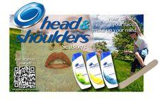 DCastro Propaganda: HEAD & SHOULDERS / PROPOSTA / CAMPANHA