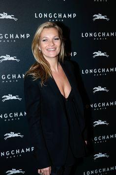 Kate Moss - New Boutique 77 avenue des Champs-Elysées (Credit:Getty Images) - December 4th 2014