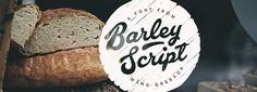 Barley Script Font Family - Fonts.com