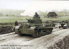 Turán tank in 1944
