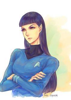 fem!Spock