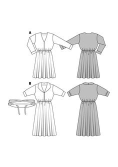 B6629 - New Collection  - All Sewing Patterns
