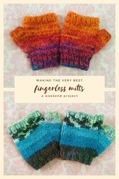 To a hyper, energetic, restless toddler full fingers mitts are like they are wearing handcuffs. Fingerless mitts are blessing to them and their mothers also. FREE PATTERN FOR FINGERLESS MITTS Small… Fingerless Gloves Knitted, Crochet Gloves, Knit Hats, Knitting Machine Patterns, Hat Patterns, Stitch Patterns, Toddler Mittens, Knitted Mittens Pattern, Baby Knitting