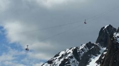 Brevent gondoles Chamonix