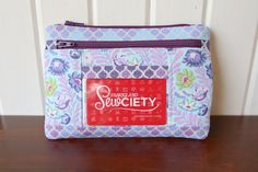 NEW The Wisteria Wallet PDF Sewing Pattern by BlueCallaPatterns