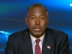 Carson Doubles Down: One Must Reject Sharia To be President