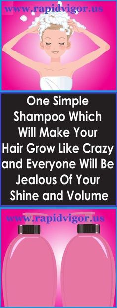 One Simple Shampoo Which Will Make Your Hair Grow Like Crazy and Everyone Will Be Jealous Of Your Shine and Volume! The hair, especially in women, is one of the most prominent elements of beauty. Calendula Benefits, Lemon Benefits, Health Benefits, Health Tips, Health Care, Simple Shampoo, Jealous Of You, Make Up, Make It Yourself