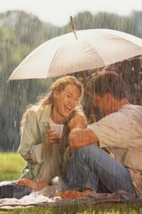 How to Have a Picnic in the Rain... as crazy as it sounds, I would actually love to do this with someone, but don't know anyone else that crazy!