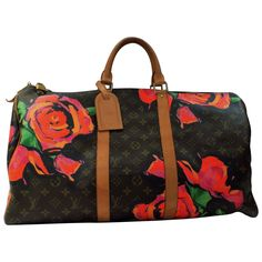 1c7170b4b9c7 Louis Vuitton Limited Edition Stephen Sprouse Roses Speedy 30 Bag ...