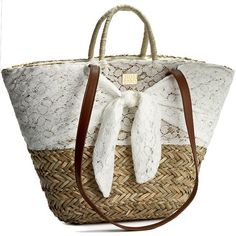 Táska GIOSEPPO - Bernice 32933-01 White Straw Bag, Burlap, Reusable Tote Bags, Hessian Fabric, Jute, Canvas
