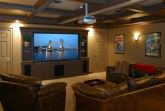 Your basement can make the perfect new living room for homes that don't have enough space upstairs.