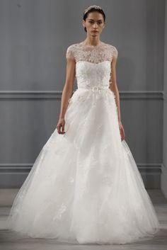 www.luciasandaal.com/ | De 10 opvallendste bruidsjurken trends van 2014 | http://www.luciasandaal.com/en/