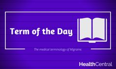 #Migraine Term of the Day: Barbiturate