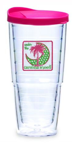 24 ounce Under the Carolina Moon Tervis Tumbler-Sold only online at www.underthecarol... or in our boutique in Easley, SC