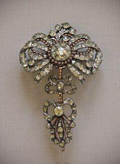 Portugues chrysoberyl jewellery, mid-late 18th century