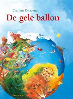 Recensie en tips bij De gele ballon van Charlotte Dematons School, Illustration, Projects, Kids, Painting, Astronauts, Log Projects, Young Children, Boys