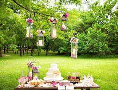 Flores Artificiais na Decoração do Casamento Clube Noivas