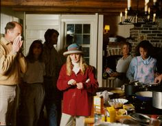 Thanksgiving  1992  tina barney
