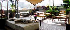 Hotspot in Johannesburg: Maboneng Precinct Patio, City, Outdoor Decor, Travel, Home Decor, Viajes, Decoration Home, Terrace, Room Decor