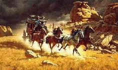 Frank McCarthy The Chase